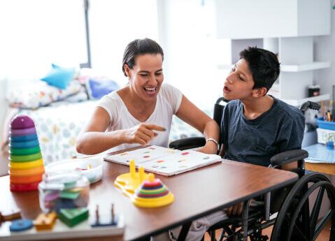 Developmental Disability Care (DD)